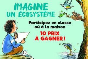 Imagine un écosystème – Les gagnants