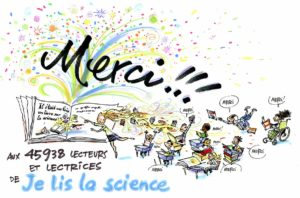 Bravo aux gagnants de « Je lis la science ! » 2019