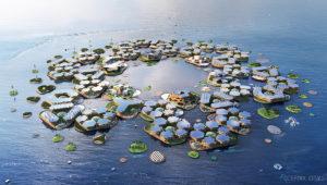 Oceanix, la ville flottante