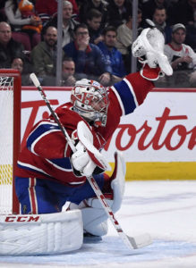La science du hockey avec Carey Price