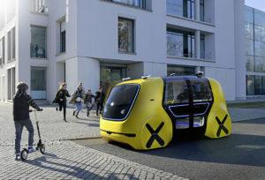 Sedric, un bus scolaire du futur techno et écolo !
