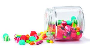 La chimie des bonbons