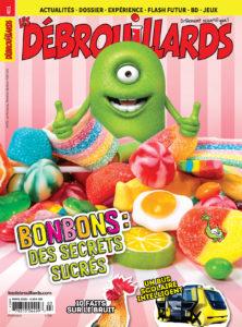 Mars 2020 – Bonbons : des secrets sucrés
