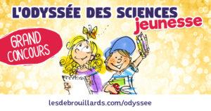 Les gagnants : l'Odyssée des sciences jeunesse 2020