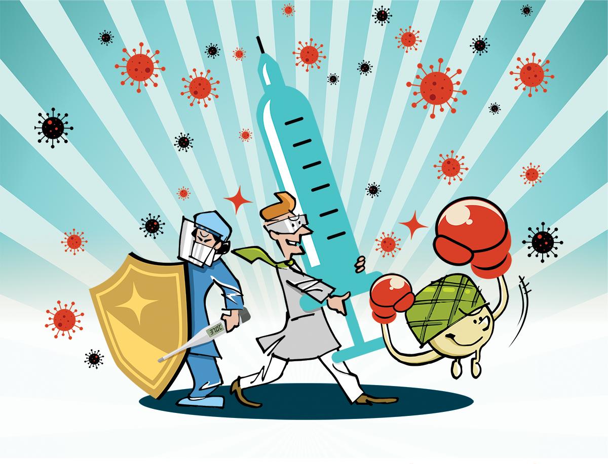 Vaccin contre virus