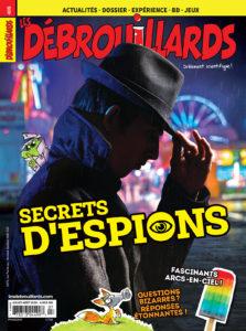 Juillet-août 2020 – Secrets d'espions