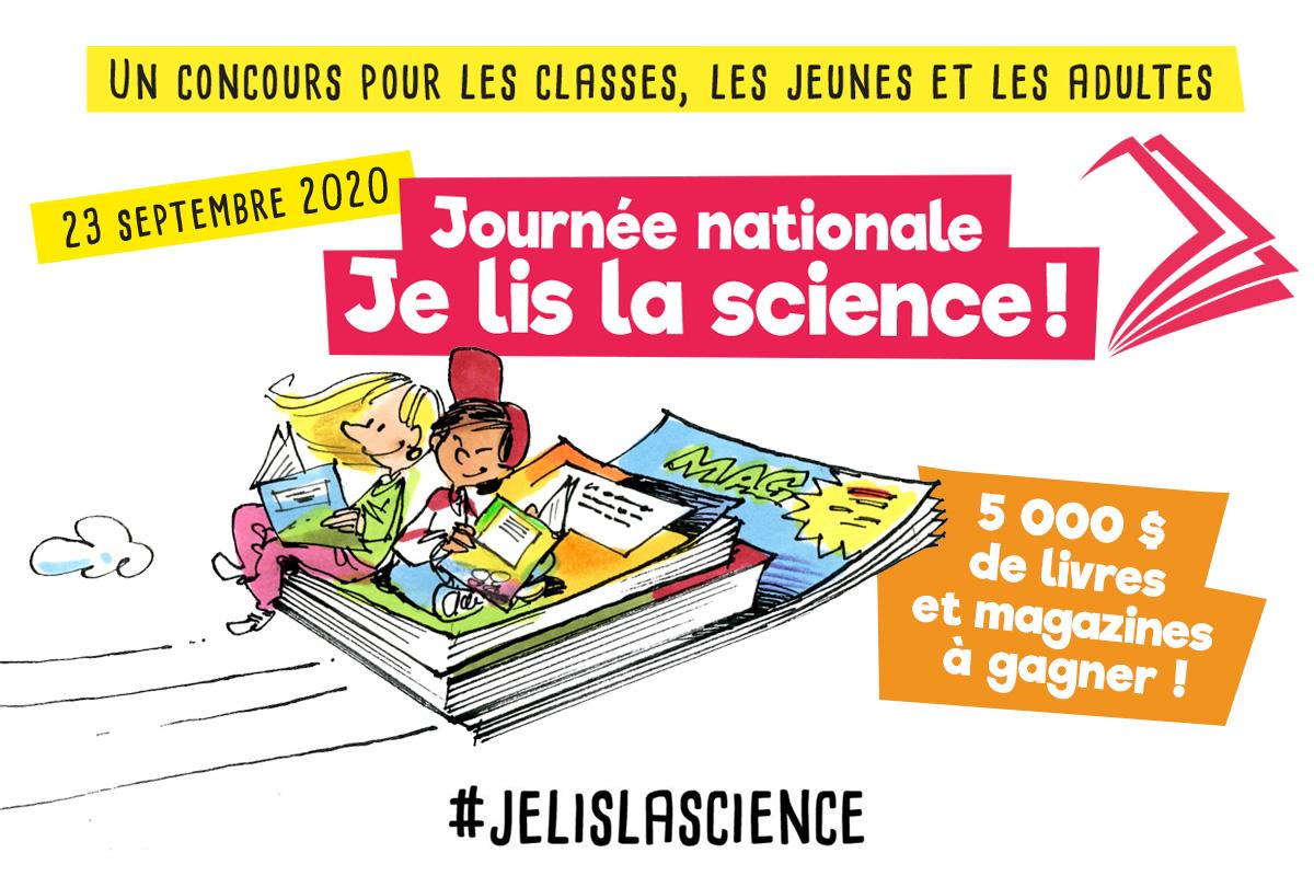 Je Lis la science