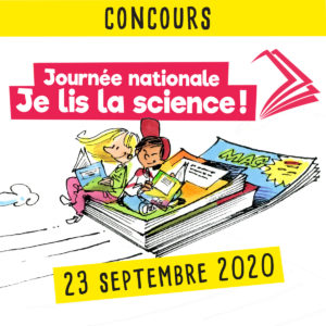 Le 23 septembre, « Je lis la science ! »
