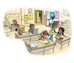 Une école accueillante pour les élèves neuroatypiques !