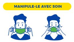 Le masque à l'école : le guide pratique !