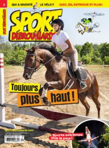 Sport Débrouillards – Septembre 2020 – Équitation