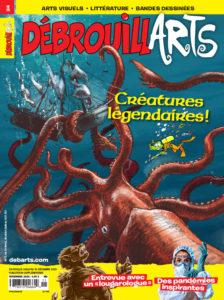 DébrouillARTS novembre 2020 – Créatures légendaires