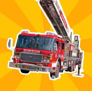 Des véhicules de pompiers décortiqués !