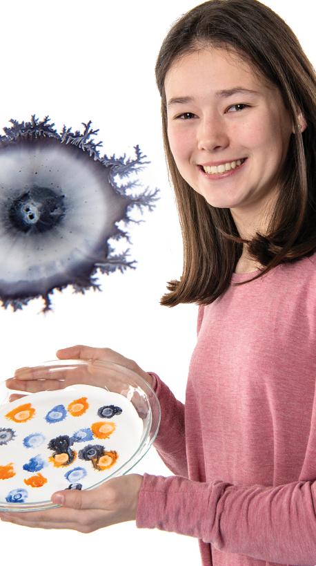 Découvre les fractales avec cette expérience !