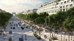 Paris, future ville verte
