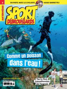Sport Débrouillards – Mai 2021 – Comme un poisson dans l'eau !