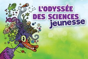 Les gagnants : l'Odyssée des sciences jeunesse 2021