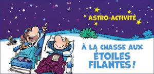 Comment bien observer les étoiles filantes ?